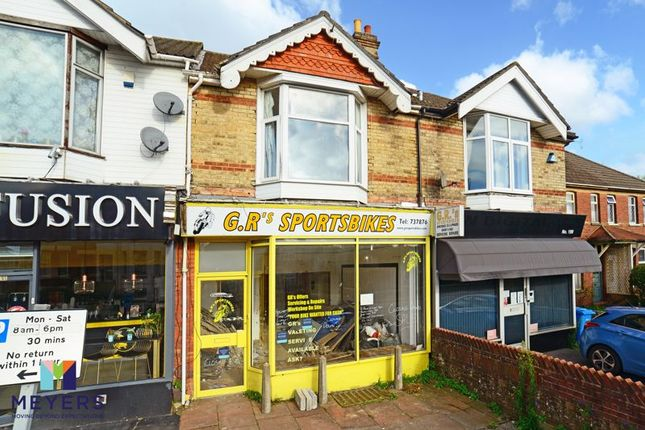 Front of Bournemouth Road, Lower Parkstone, Poole BH14
