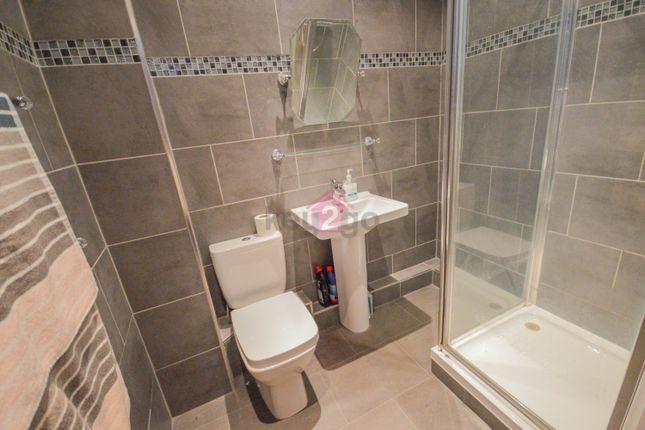 Shower Room of Oxclose Park Gardens, Halfway, Sheffield S20