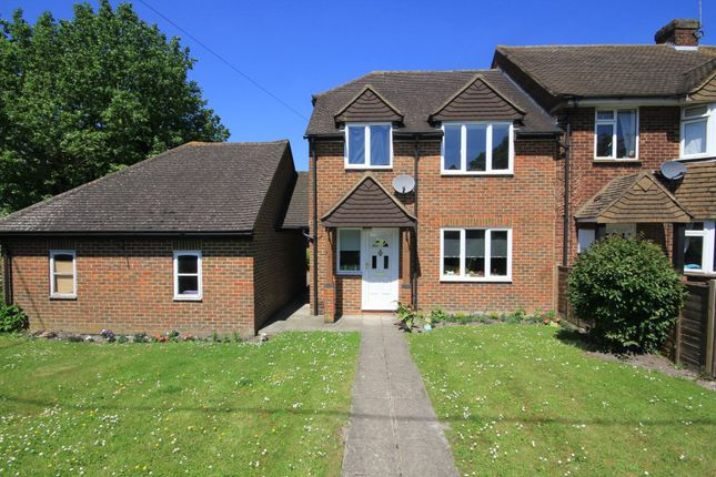 Thumbnail End terrace house to rent in Station Road, Princes Risborough