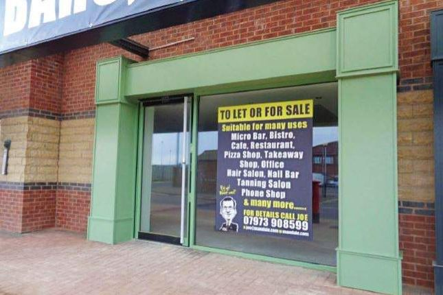 Thumbnail Retail premises to let in Unit 32, Hartlepool Marina