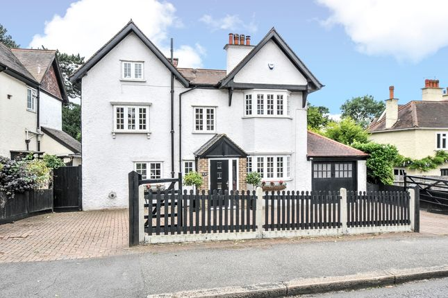 Thumbnail Detached house to rent in Purley Downs Road, South Croydon