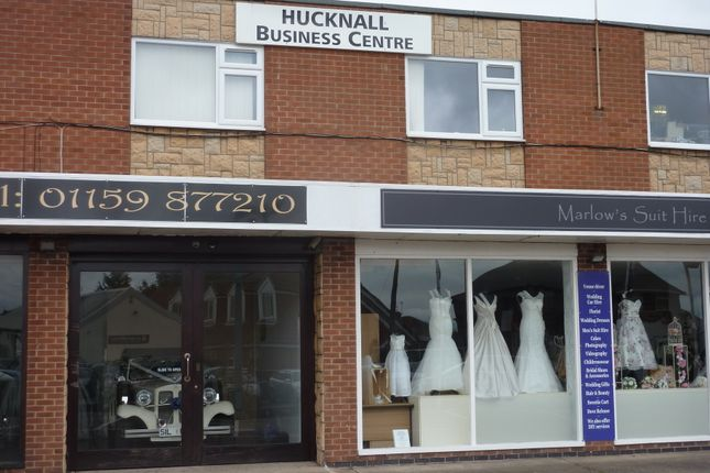 Office to let in Papplewick Lane, Hucknall