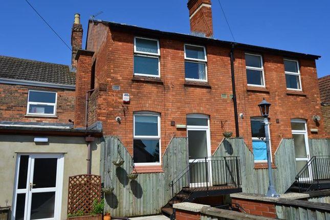 Thumbnail Maisonette to rent in Flat 2, The Old Flour Loft, Blackhorse Lane, Taunton, Somerset