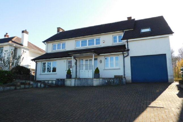 Thumbnail Detached house for sale in 11 Carmarthen Road, Llandeilo, Carmarthenshire.