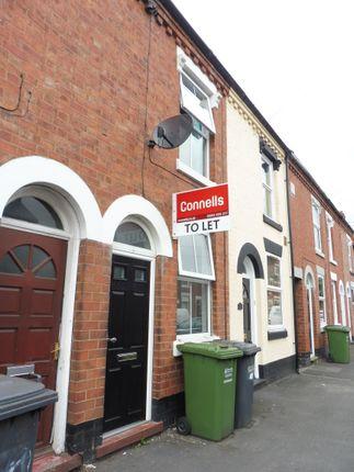 Thumbnail Terraced house to rent in Peel Street, Kidderminster