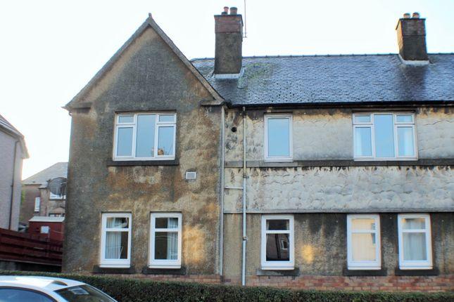 Thumbnail Flat to rent in Arthur Street, Dunfermline, Fife