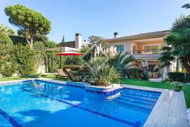 Thumbnail Villa for sale in Spain, Barcelona North Coast (Maresme), Teià, Mrs1380