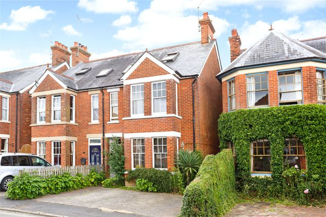 Thumbnail Semi-detached house for sale in Ackender Road, Alton, Hampshire