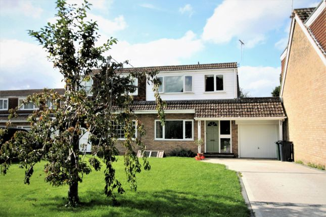Thumbnail Semi-detached house for sale in Knatchbull Way, Brabourne Lees