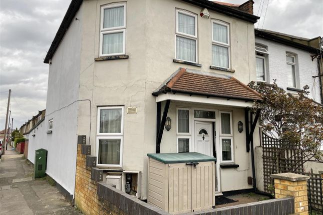Thumbnail End terrace house to rent in Cromwell Road, Hounslow