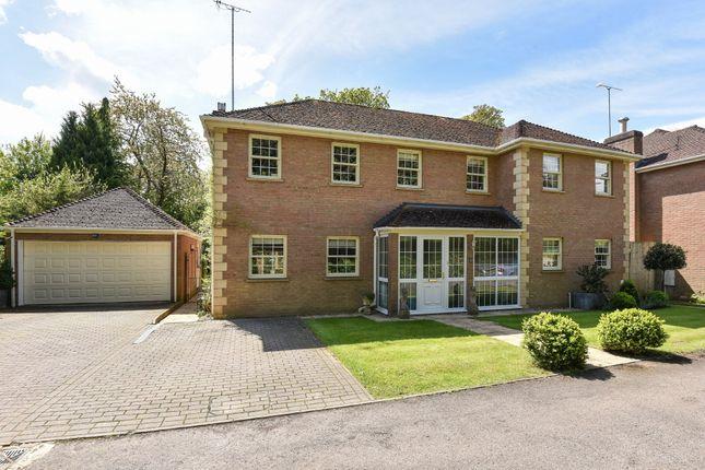 Thumbnail Detached house for sale in Langton Place, Charlton Kings, Cheltenham
