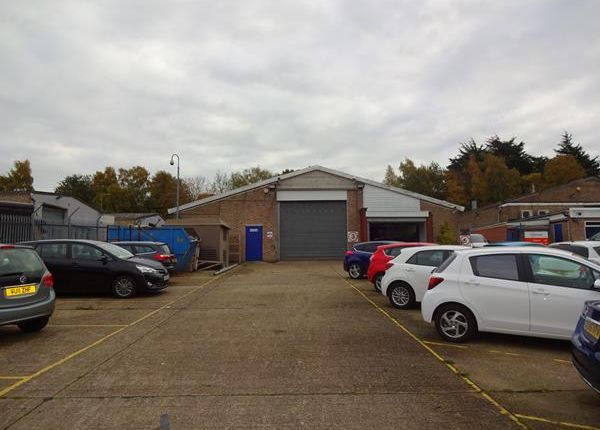 Thumbnail Light industrial to let in 8 Whiffler Road, Norwich