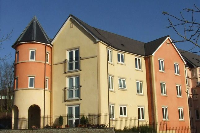 Thumbnail Flat for sale in Gwenllian Morgan Court, Heol Gouesnou, Brecon, Powys