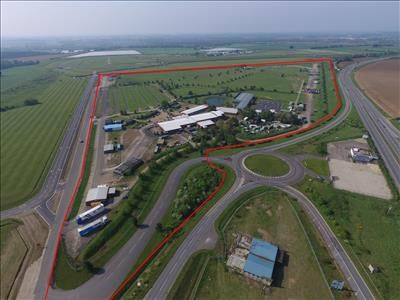 Light industrial for sale in Commercial Development Land, Snetterton Park, Snetterton, Norwich