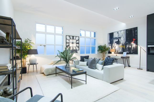 Thumbnail Flat for sale in Mandeville Courtyard, Battersea
