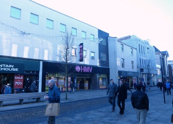 Thumbnail Retail premises to let in Fishergate, Preston