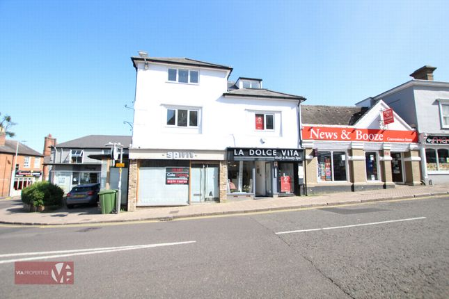 Thumbnail Flat to rent in North Street, Bishop's Stortford