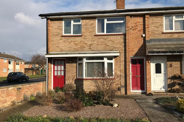 Thumbnail Semi-detached house for sale in Carters Way, Arlesey
