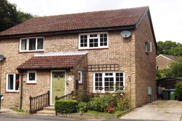 Thumbnail End terrace house to rent in The Glade, Fareham
