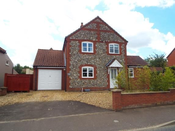 Thumbnail Detached house for sale in Great Ryburgh, Fakenham, Norfolk