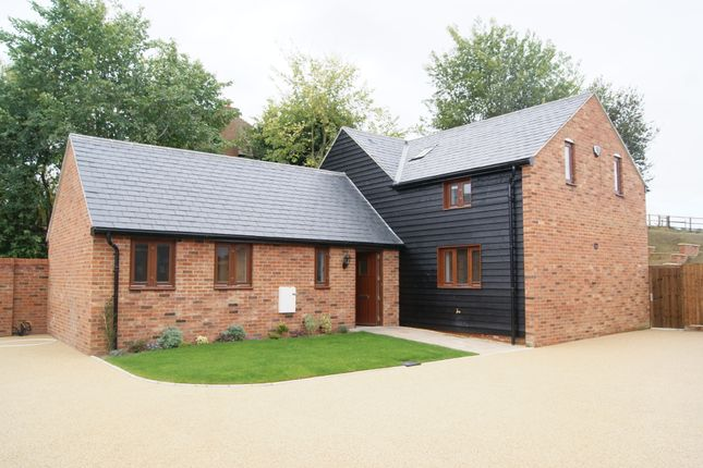 Thumbnail Detached house for sale in Bedford Road, Husborne Crawley