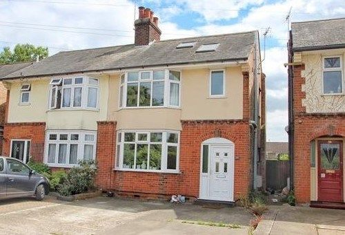 Thumbnail Semi-detached house for sale in London Road, Stanway, Colchester