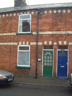 Thumbnail Terraced house to rent in 12, Ewart Street, Scarborough