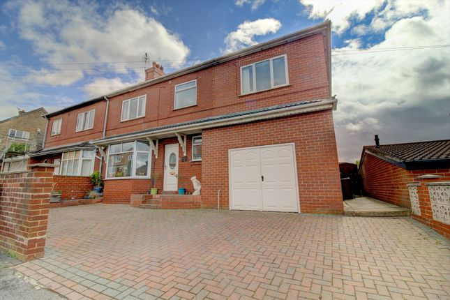 Thumbnail Semi-detached house for sale in Lower Northcroft, South Elmsall, Pontefract