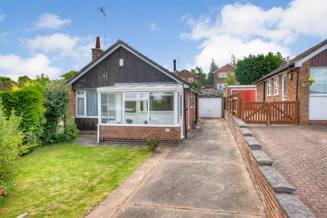 2 bed detached bungalow for sale in Covert Close, Keyworth, Nottingham NG12