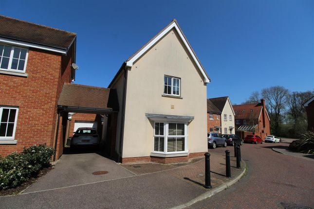 Thumbnail Detached house for sale in Weetmans Drive, Myland, Colchester