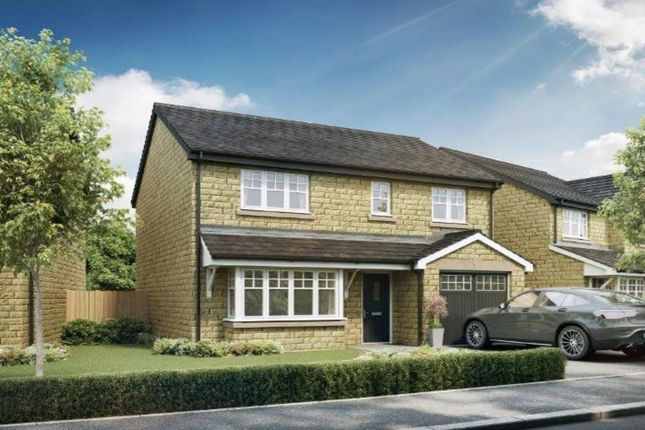 Thumbnail Detached house for sale in Kiddrow Lane, Burnley