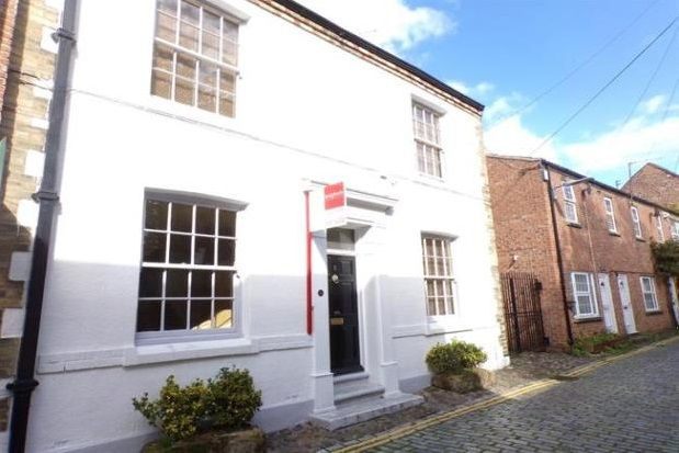 Thumbnail End terrace house to rent in Manor House Mews, High Street, Yarm