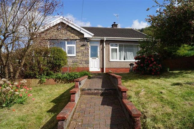Thumbnail Detached bungalow for sale in Boi Close, Mountain Ash