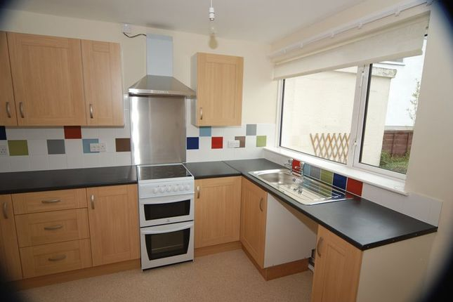 Thumbnail Terraced house to rent in Dayton Close, Crownhill, Plymouth