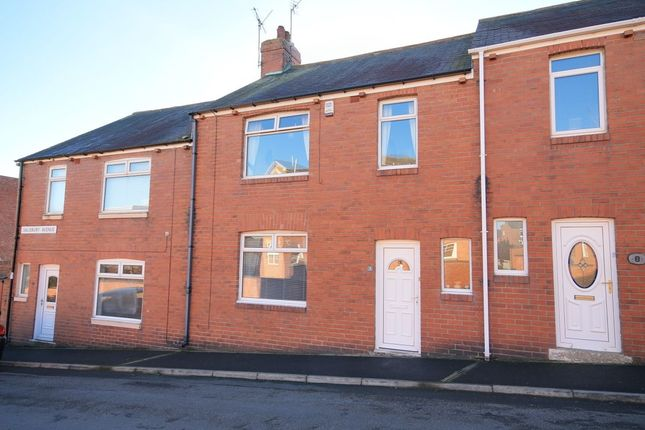 Thumbnail Terraced house for sale in Salisbury Avenue, Chester Le Street