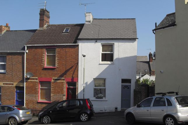 Thumbnail Semi-detached house to rent in Franklin Street, St. Leonards, Exeter