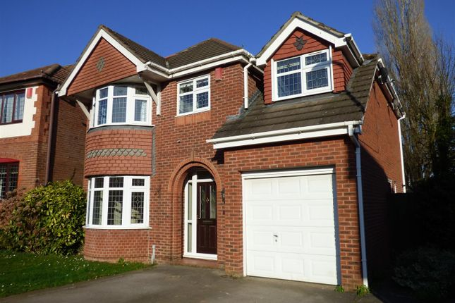 Thumbnail Detached house to rent in Larkfield Park, Chepstow