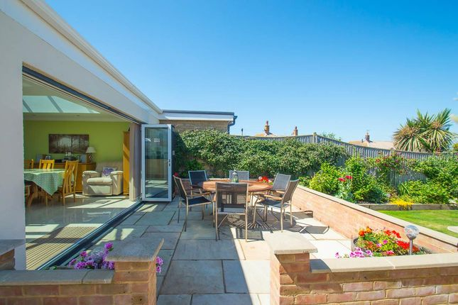 Thumbnail Bungalow for sale in Innings Drive, Pevensey Bay, Pevensey