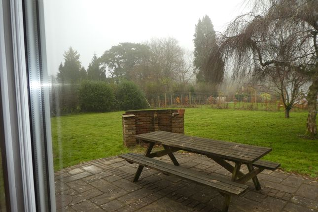 Garden of Borough Road, Tatsfield, Westerham TN16