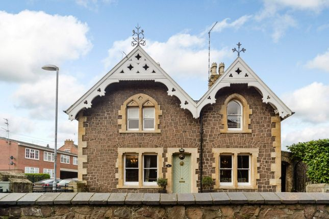 Thumbnail Detached house for sale in High Street, Leicester, Leicestershire