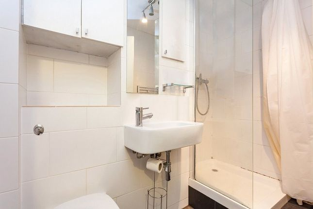 Shower Room of Barker Drive, Camden Town, London NW1
