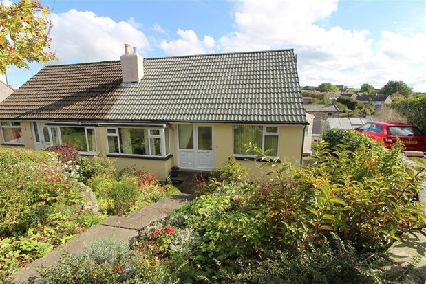 Thumbnail Bungalow for sale in Church Hill, Carnforth