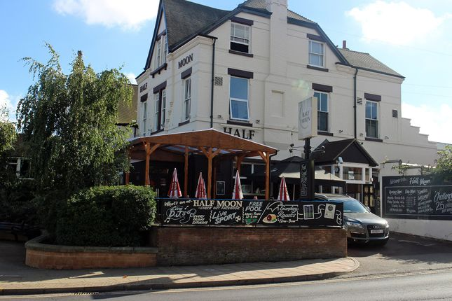 Thumbnail Pub/bar for sale in South Street, Hucknall