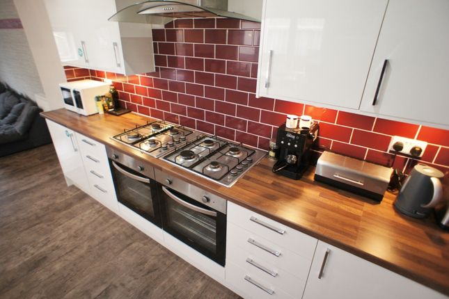Thumbnail Terraced house to rent in Bangor Street, Roath, Cardiff