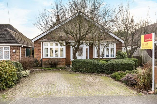 Thumbnail Detached bungalow for sale in Egham, Surrey