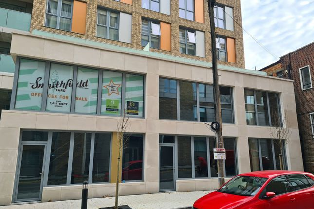 Thumbnail Office for sale in Unit 3 - First Floor Right, 9 Cross Lane, Hornsey, London