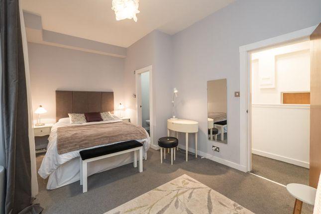 Bedroom of Drummond Street, Edinburgh EH8