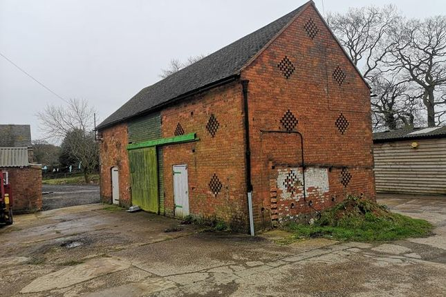 Thumbnail Light industrial to let in Kimberley Hall Farm, Bentley, Atherstone, Warwickshire