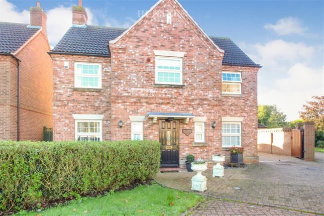 Thumbnail Detached house for sale in Rectors Gate, Retford