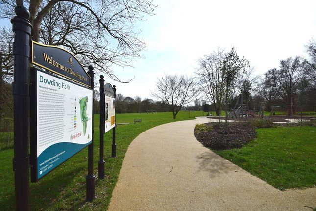 Dowding Park of Plot 14, The Dice, St Andrew's Park, Uxbridge UB10